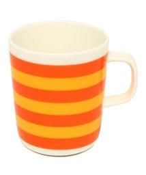 Marimekko/マリメッコ マグカップ メンズ/レディース MARIMEKKO 064541 220 オレンジ イエロー/502355760
