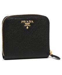 PRADA/プラダ 折り財布 レディース PRADA 1ML522 QWA F0002 ブラック/502355788