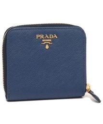 PRADA/プラダ 折財布 レディース PRADA 1ML522 QWA F0016 ネイビー/502355789