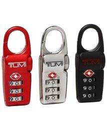 TUMI/トゥミ TSAロック メンズ TUMI 14182 BX ブラック シルバー レッド/502355825