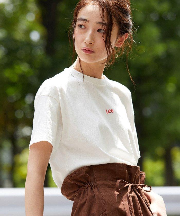 【Lee×ViS】ロゴTシャツ