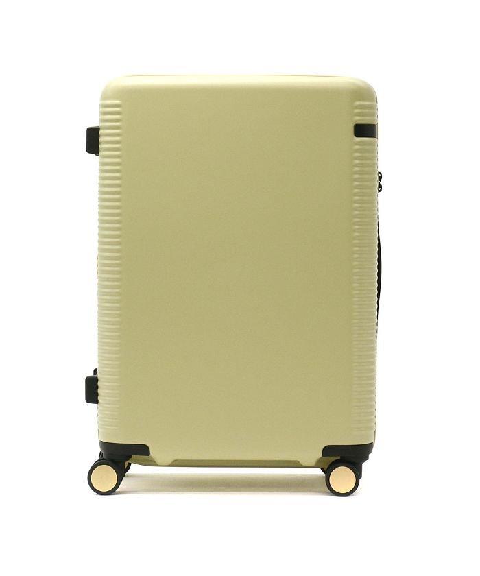 【40%OFF】 ギャレリア エース スーツケース ace. ウォッシュボードZ Washboard−Z 60L 3泊 4泊 5泊 04066 ユニセックス イエロー F 【GALLERIA】 【セール開催中】