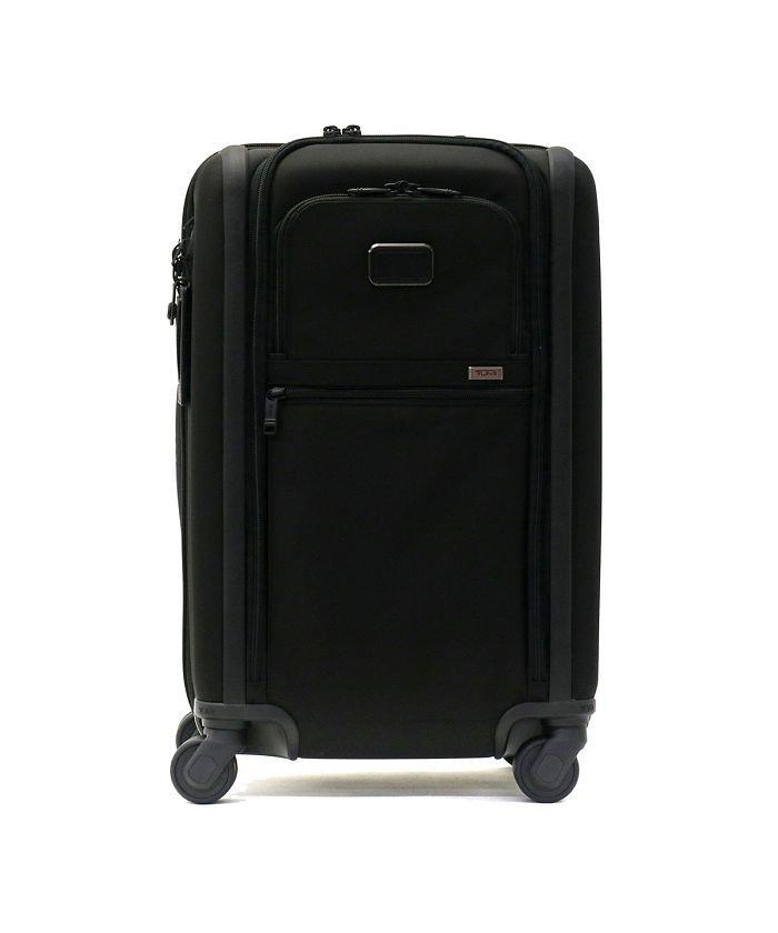 ギャレリア トゥミ TUMI Alpha3 アルファ3 スーツケース 35L インターナショナル・デュアル・アクセス・4ウィール・キャリーオン 2203560 ユニセックス ブラック F 【GALLERIA】