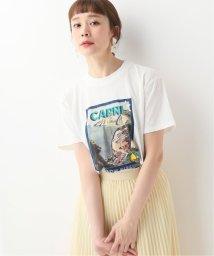SLOBE IENA/MAISON KITSUNE LOCANDINA Tシャツ/502357451