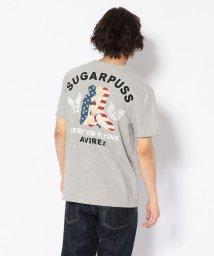 AVIREX/シュガープス ピンナップガール Tシャツ/ SUGARPUSS PINUP GIRL T-SHIRT/502358698