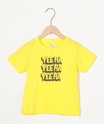 coen/【ハッピープライス・coen キッズ/ジュニア】have a good day ロゴTシャツ/502346431