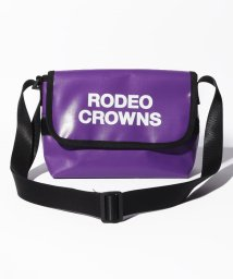RODEO CROWNS(BAG)/【RODEO CROWNS】TARPAULIN FLAP SHOULDER/502346518