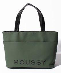 MOUSSY(BAG)/【MOUSSY】LOGO BASIC TOTE/502346523