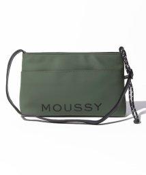 MOUSSY(BAG)/【MOUSSY】LOGO BASIC SHOULDER/502346525