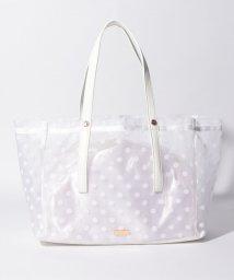 rienda(BAG)/【rienda】MESH DOT LUNCH TOTE/502346528