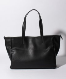 MOUSSY(BAG)/【MOUSSY】LOGO PUNCHING BASIC TOTE L/502346536