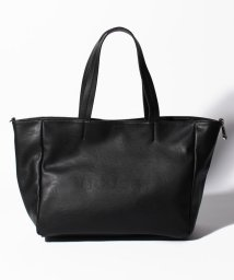 MOUSSY(BAG)/【MOUSSY】LOGO PUNCHING BASIC TOTE M/502346537