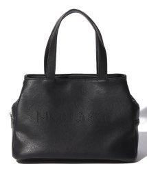 MOUSSY(BAG)/【MOUSSY】LOGO PUNCHING BASIC TOTE S/502346538