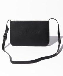 MOUSSY(BAG)/【MOUSSY】LOGO PUNCHING BASIC SHOULDER/502346539