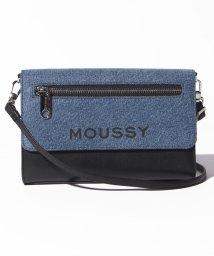 MOUSSY(BAG)/【MOUSSY】COLOR POINT SHOULDER WALLET/502346541