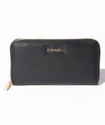 rienda(BAG)/【rienda】BASIC SLG ROUND ZIP WALLET/502346543