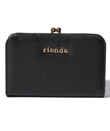 rienda(BAG)/【rienda】BASIC SLG MINI ROUND WALLET/502346544