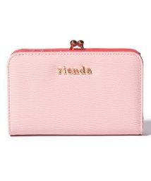 rienda(BAG)/【rienda】BASIC SLG MINI ROUND WALLET/502346544