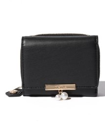 rienda(BAG)/【rienda】PEARL THREE FOLD FLAP WALLET/502346546