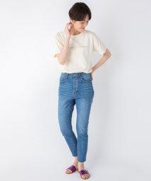 petit main LIEN/シンプルロゴTシャツ/502348308