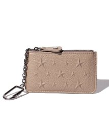 JIMMY CHOO/【JIMMY CHOO】コインケース EMBOSSED STARS ON GRAINY LEATHER/502348541