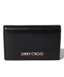 JIMMY CHOO/【JIMMY CHOO】カードケース SOFT GRAINED GOAT LEATHER/502348542
