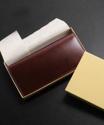 PRAIRIE/[PRAIRIE]日本製コードバンレザー長財布/502358124