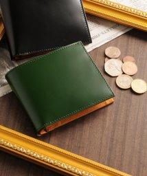 PRAIRIE/[PRAIRIE]日本製二つ折り財布コードバンレザーコインケースタイプ/502360621