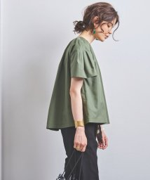 UNITED ARROWS/<STYLE for LIVING> ボリュームスリーブ プルオーバー/502345688