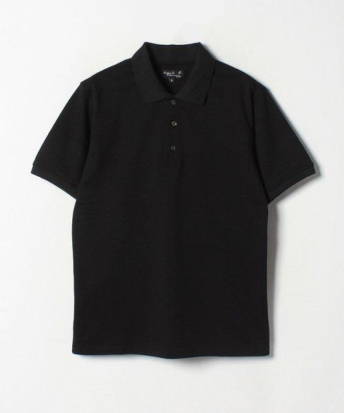 agnes b. HOMME(アニエスベー オム)/JY80 POLO ポロシャツ/9473JY80E19