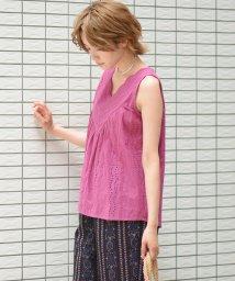 LIPSTAR/アイレット刺繍ブラウス/502358847