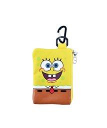 RUNNER/Spongebob スポンジボブ パスケース カードケース パスポーチ ICケース/502359726