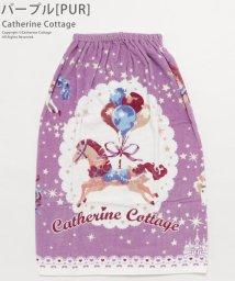 Catherine Cottage/コットン100% カルーセル柄プールタオル/502360889