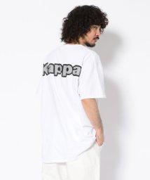 LHP/Kappa/カッパ/【web限定】バックラインプリントビッグTシャツ/502361384