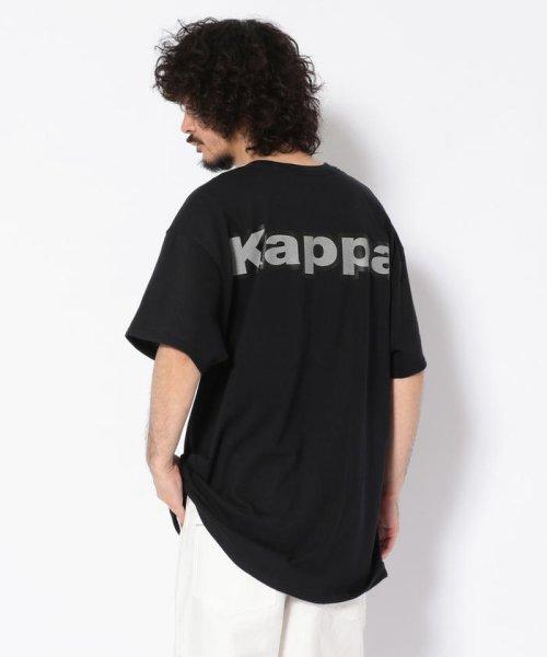 LHP(エルエイチピー)/Kappa/カッパ/【web限定】バックラインプリントビッグTシャツ/24719304-60
