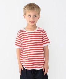 こどもビームス/◆こども ビームス / 1cmボーダー 半袖 Tシャツ (95~150cm)/502362146