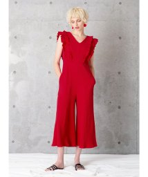 MIELIINVARIANT/Double Frill Rompers/502362425