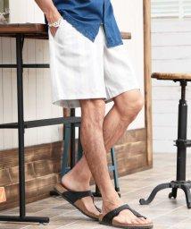 JIGGYS SHOP/先染めロンドンストライプショーツ / ハーフパンツ メンズ ショートパンツ 短パン 膝上 ストライプ/502362932
