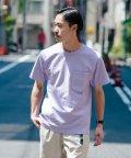 SHIPS JET BLUE/Los Angeles Apparel×SHIPS JET BLUE: 別注 ヘビーウエイト ポケットTシャツ/502363847