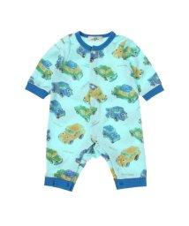 baby ampersand / F.O.KIDS MART/レトロ車柄カバーオール/501201539