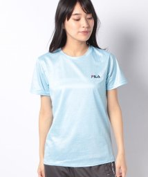 FILA/【FILA】PEメッシュバブル柄Tシャツ/502004501