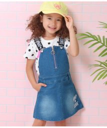 ANAP KIDS/リングジップジャンパースカート/502344462