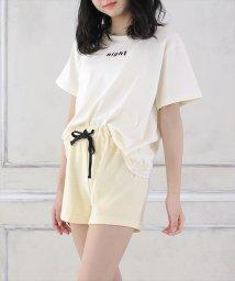 LACEEQ/天竺半袖Tシャツ&ショートパンツset/502363340