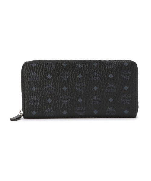 LHP(エルエイチピー)/MCM/エムシーエム/Visetos Original ZipWallet Large/1064193018-60