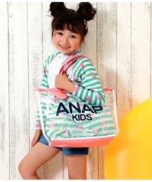 ANAP KIDS/フラミンゴ柄内袋付プールバッグ/502364041