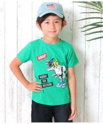 ANAP KIDS/T-REXプリントTシャツ/502364045
