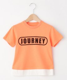 THE SHOP TK(KID)/【100~150cm】ネオンカラーレイヤードTシャツ/502366880