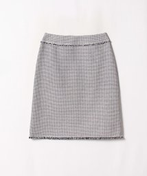 LANVIN COLLECTION/【セットアップ対応商品】カラミツィードタイトスカート/502294866