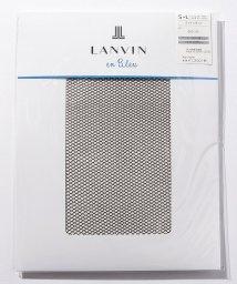LANVIN en Bleu(ladies socks)/メッシュ柄ストッキング/502308216