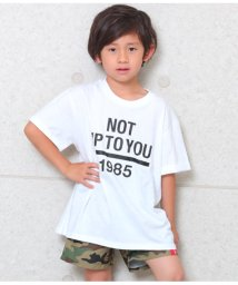 ANAP KIDS/ロールアッププリントBIG-Tシャツ/502338133